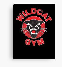 Wildcat Gym Canvas Print