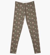 Caffeinated Sloth Leggings