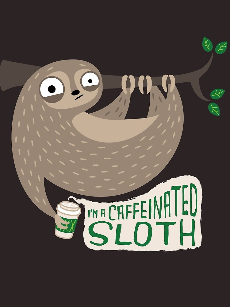 La pereza cafeinada de murphypop