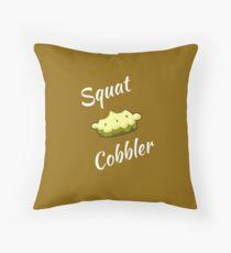 Better Call Saul Squat Cobbler T-Shirt Throw Pillow