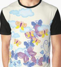 Schmetterlinge Graphic T-Shirt