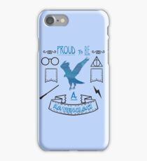 Proud to be a Ravenclaw iPhone Case/Skin