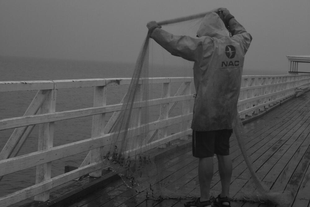 Fisherman John by alishamarie