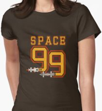 Team Space '99  Womens Fitted T-Shirt