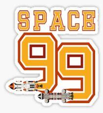 Team Space '99  Sticker