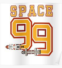 Team Space '99  Poster
