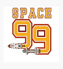 Team Space '99  Photographic Print