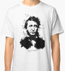 Henry David Thoreau Classic T-Shirt