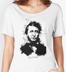 Henry David Thoreau Women's Relaxed Fit T-Shirt