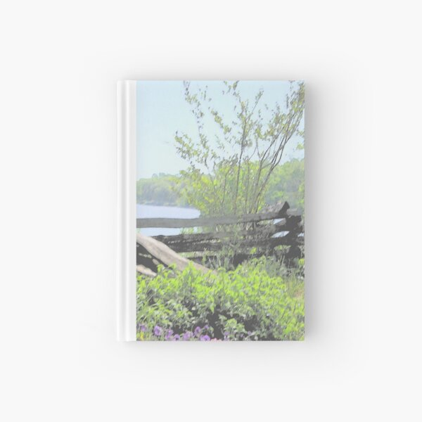 Country Fence Hardcover Journal