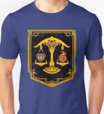 Ul'Dah flag grunge Unisex T-Shirt