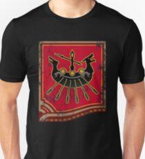 Limsa Lominsa flag grunge T-Shirt