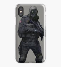 SAS : British Special Forces iPhone Case/Skin