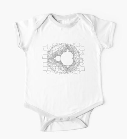 Traveling Salesman Mandelbrot Kids Clothes