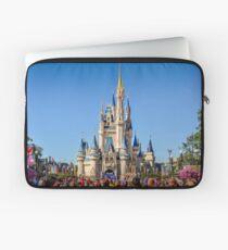Magic Kingdom Castle Laptop Sleeve