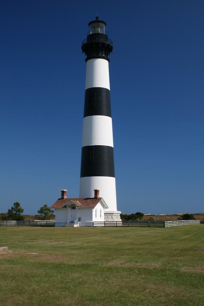 Bodie Island Lighthouse by Jenn  Dixon