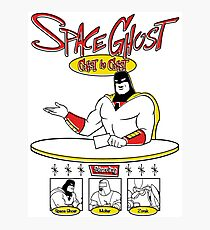 Space Ghost Coast To Coast Photographic Print