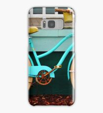 Beach Cruiser Bike Samsung Galaxy Case/Skin