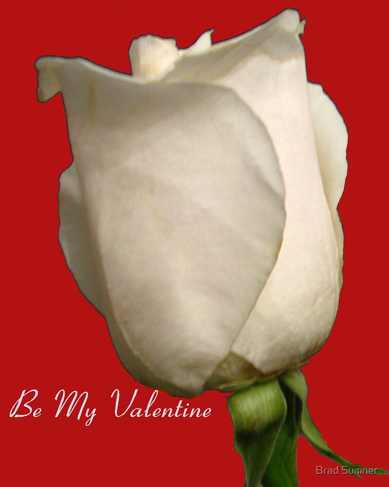 Be My Valentine by Brad Sumner