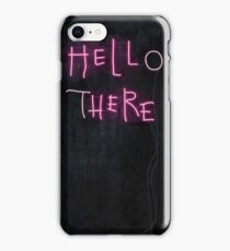 Hell Here iPhone Case/Skin