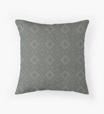 Copen Cross Stitch  Throw Pillow
