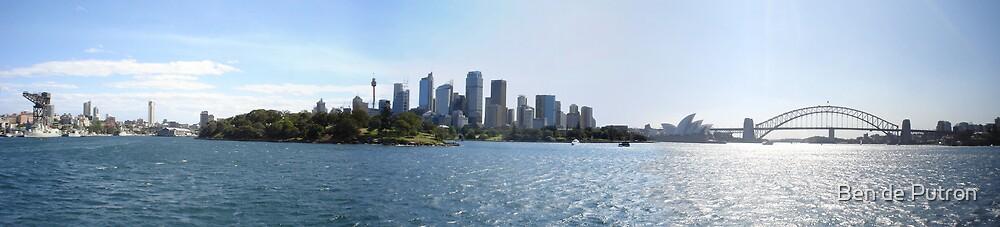 Sydney Harbour by Ben de Putron