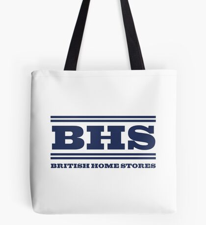 NDVH British Home Stores Tote Bag