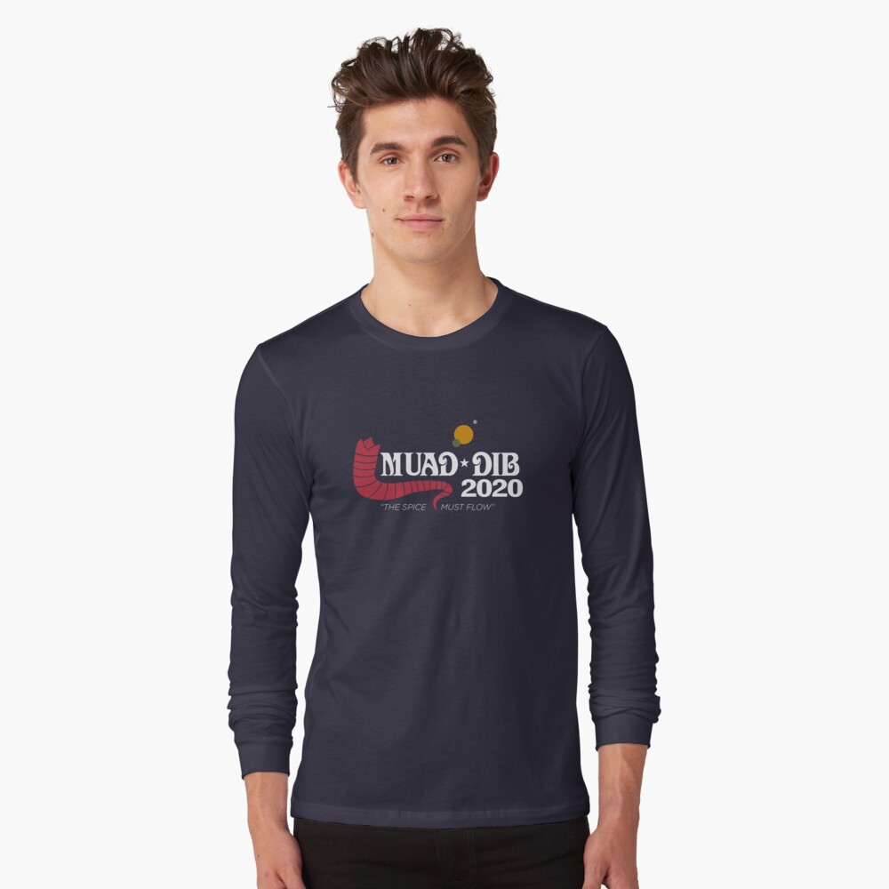 Dune Muad'Dib 2020 Long Sleeve T-Shirt