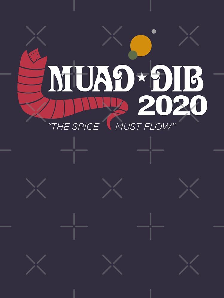Dune Muad'Dib 2020 by orinemaster