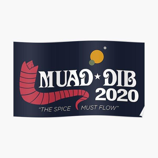 Dune Muad'Dib 2020 Poster