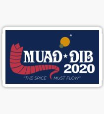 Dune Muad'Dib 2020 Sticker