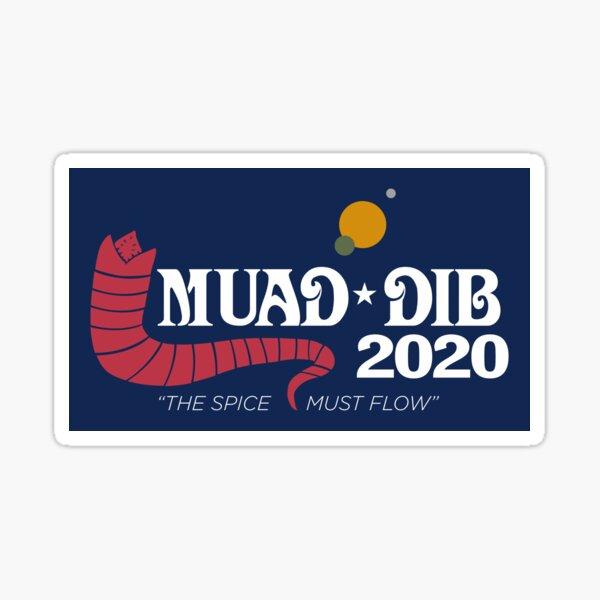 Dune Muad'Dib 2020 Sticker