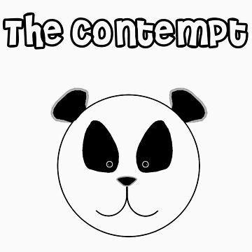 The Contempt - Panda by deargirlloveme