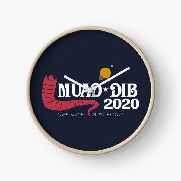 Dune Muad'Dib 2020 Clock