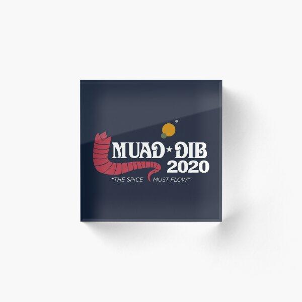 Dune Muad'Dib 2020 Acrylblock
