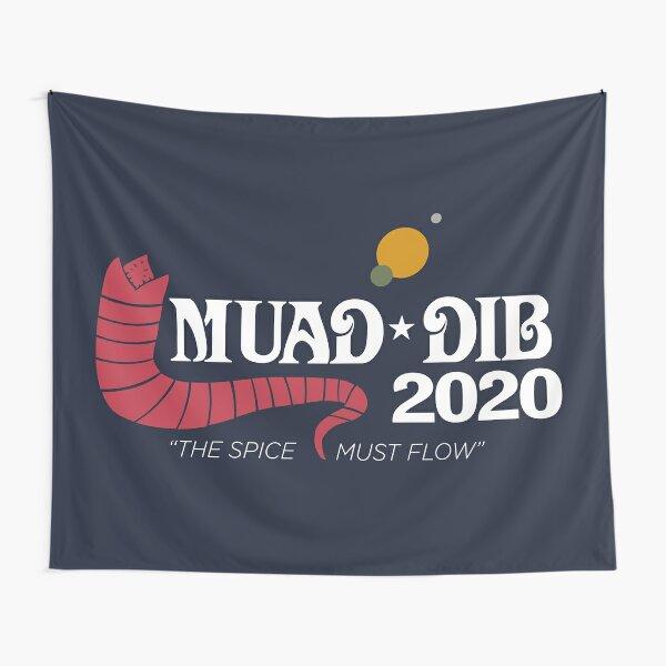 Dune Muad'Dib 2020 Tapestry