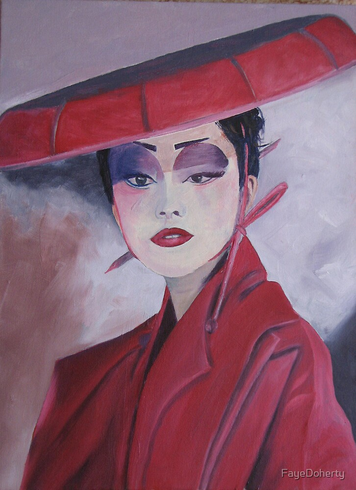 The Geisha by FayeDoherty