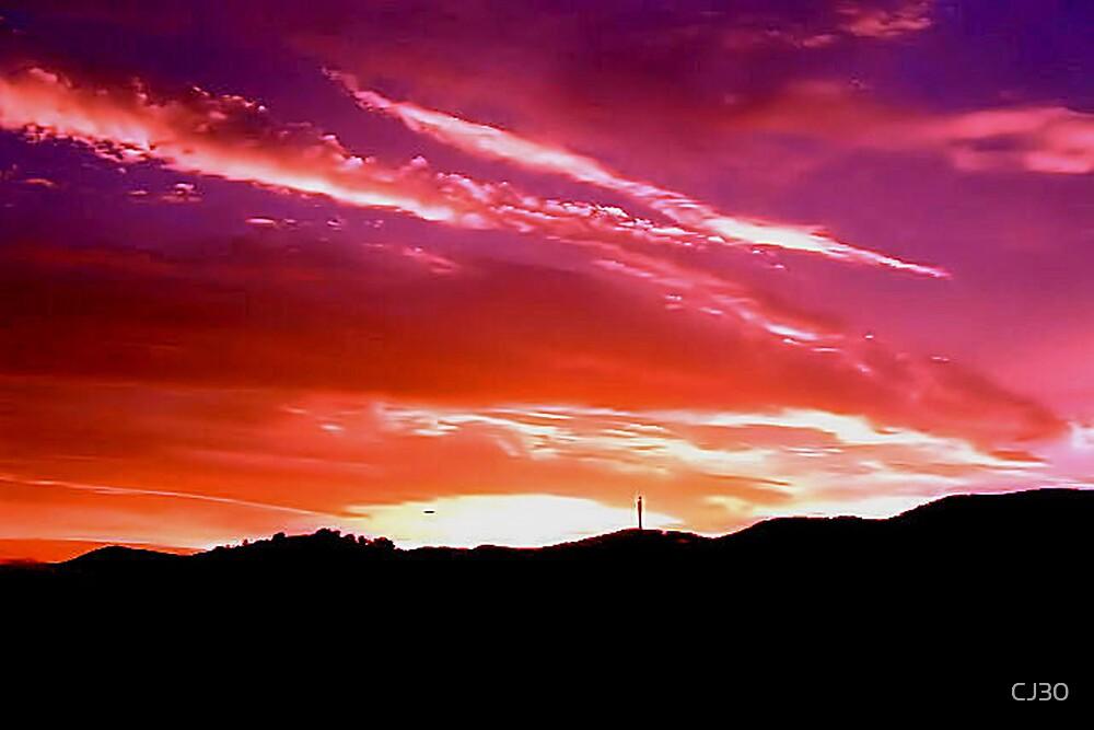 Sunset by CJ30