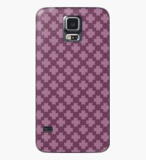 French Crosses Case/Skin for Samsung Galaxy