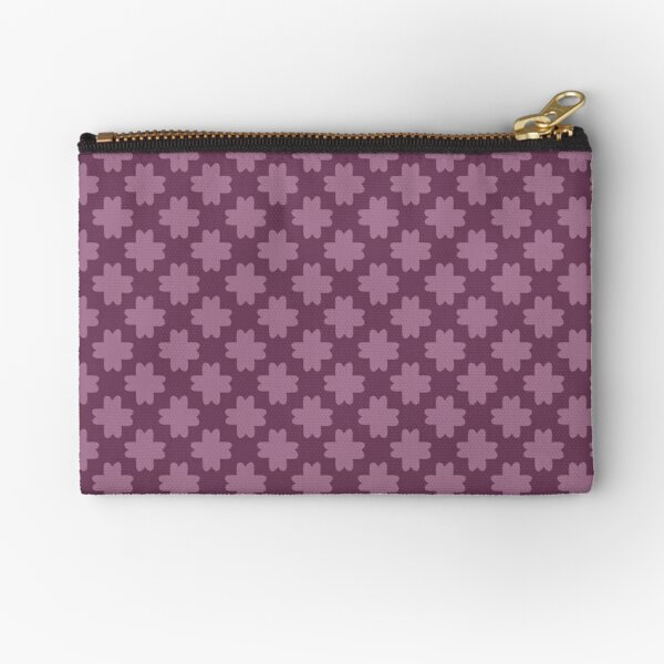 French Crosses Zipper Pouch