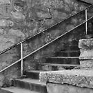 STAIRS JEROME ARIZONA USA by Thomas Barker-Detwiler