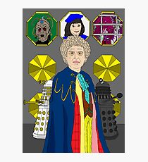 Revelation Of The Daleks Photographic Print