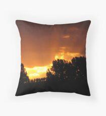Sunchaser Throw Pillow