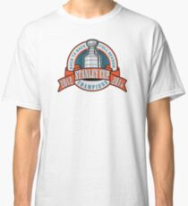 Back to Back Full Season Champions - Retro  Classic T-Shirt
