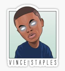 Vince Staples  Sticker