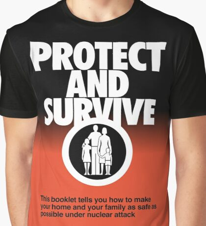 NDVH Protect and Survive Graphic T-Shirt
