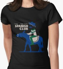 Chaparral High School Spanish Club Womens Fitted T-Shirt