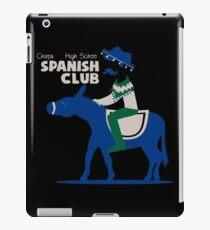 Chaparral High School Spanish Club iPad Case/Skin