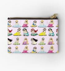Pug Princesses Version 2 Studio Pouch