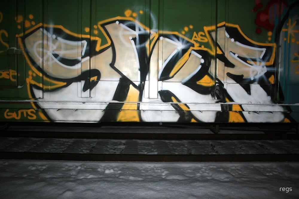 sike by regs